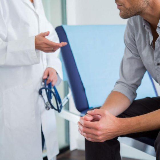 disfuncion erectil clinica levante