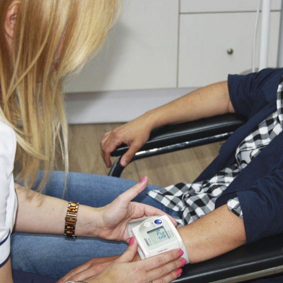 Enfermería y Análisis clínicos en Valencia. Clínica Levante