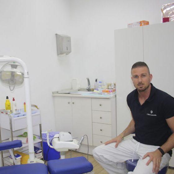 Podología en Valencia. Clínica Levante