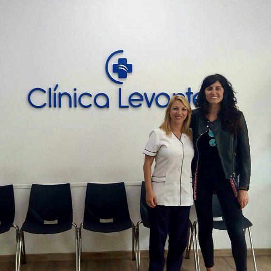 fFisioterapia y Rehabilitación en Valencia. Clínica Levante