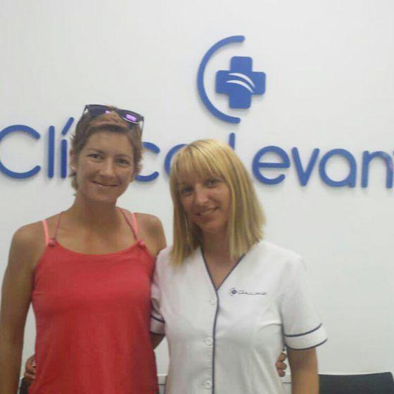 Fisioterapia y Rehabilitación en Valencia. Clínica Levante