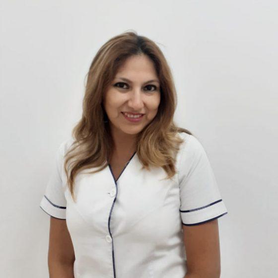 Odontóloga Margarita Arancibia Caro